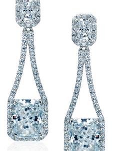 DANIEL K DIAMOND DROP EARRINGS