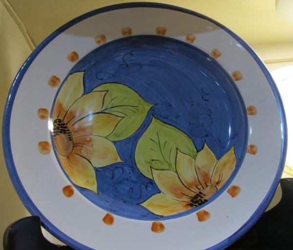 Handmade Italian Ceramic made Specially for Highlands Fine Art & Estate Jewelry