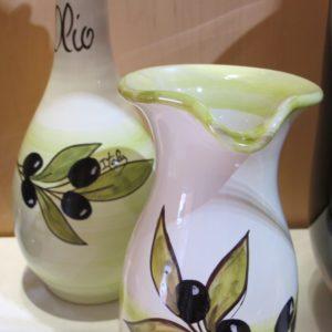 Ceramic Olive Motive