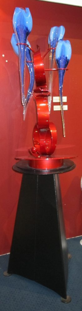 Rollin Karg Sculpture