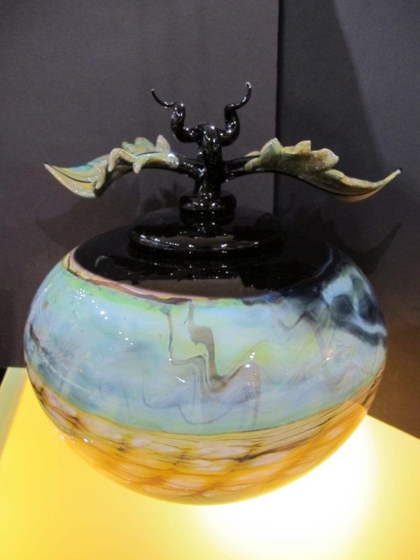 Gartner/Blade, Covered Jar (Small)