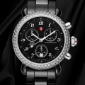 Michele Watches CSX Ceramic Black Diamond - Details