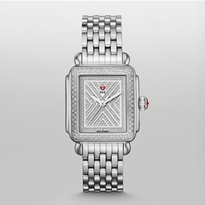 ART OF DECO DIAMOND, DIAMOND DIAL WATCH