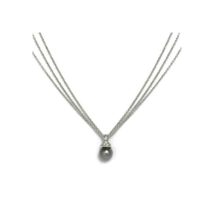 18K-S SO- SEA NECKLACE 9.5MM