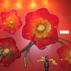 AXIOM HANGING FLOWER SCULPTURE