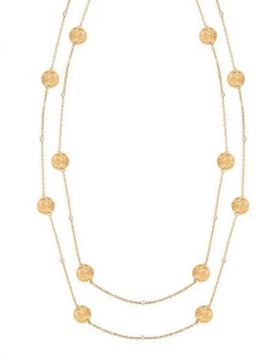 Gold-By-The-Yard Necklace