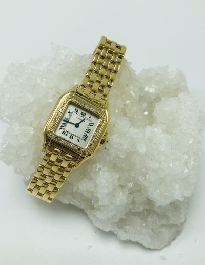 Preowned Ladies Cartier