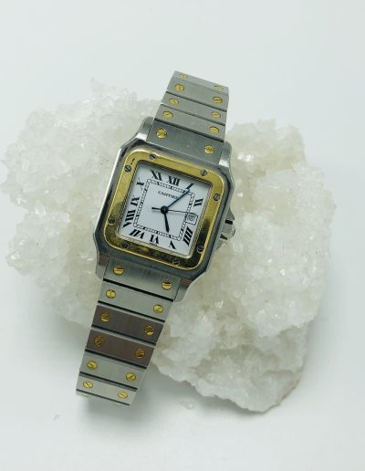 Preowned Ladies Cartier Two-Tone
